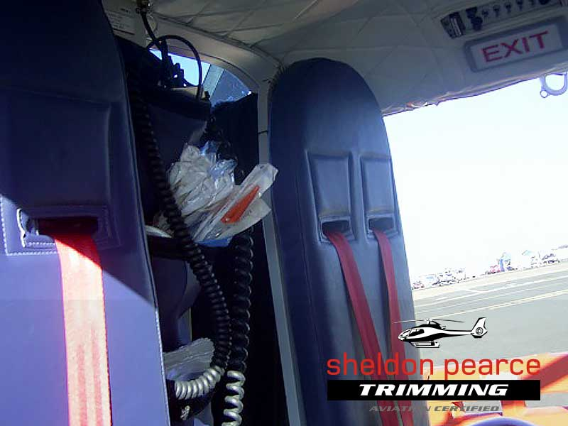 Rescue Helocopter Trimming & Rescue Ancillaries